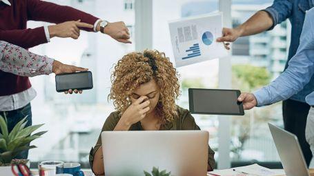 Le donne non nascono multitasking, ma lo diventano