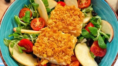 Insalate miste piatto unico: 3 ricette vegetariane