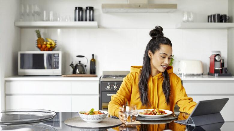 Pausa pranzo in smartworking: 6 menu sani e bilanciati