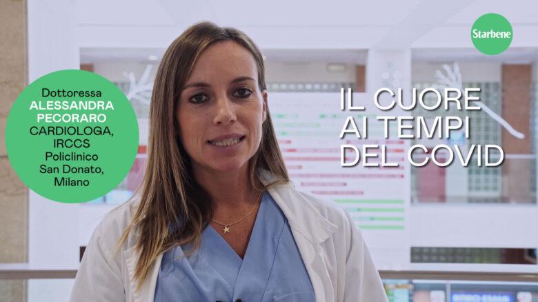 Malattie cardiovascolari e Covid: i consigli della cardiologa - Video