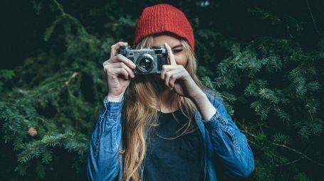 Perché fotografare fa bene alla salute ed è antistress