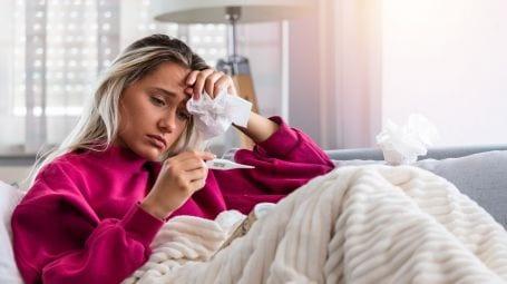 Influenza, tosse, mal di gola & Co.: gli integratori giusti