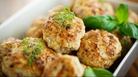 Ricette vegetariane: polpette di fagioli cannellini