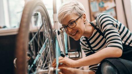 Fai il check alla bici: 5 consigli per la manutenzione fai da te
