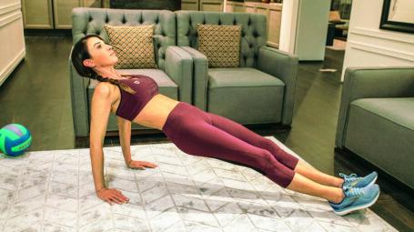 Allenamento total body in 4 esercizi intensi e super efficaci
