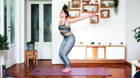 Yoga, 4 esercizi per migliorare la postura e la fiducia se stessi