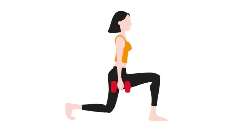 6 esercizi salva-ginocchia