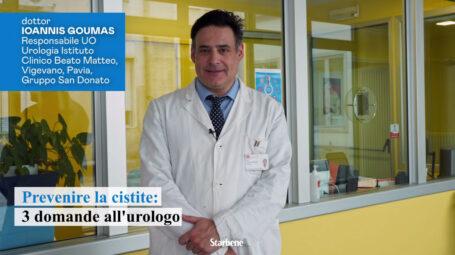 Prevenire la cistite: 3 domande all'urologo - Video