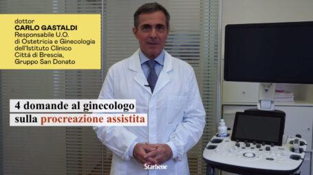 Fecondazione assistita: 4 domande al ginecologo - Video