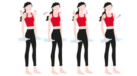 Come mantenere in salute le spalle: 4 esercizi da fare a casa