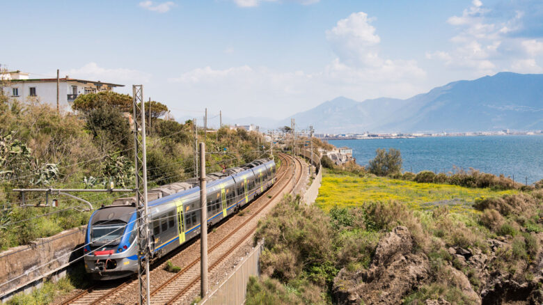 Vacanze in relax: alle terme in treno