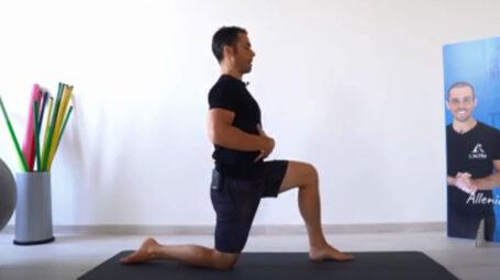 Lombalgia: via il dolore alla schiena con 4 esercizi top – Video