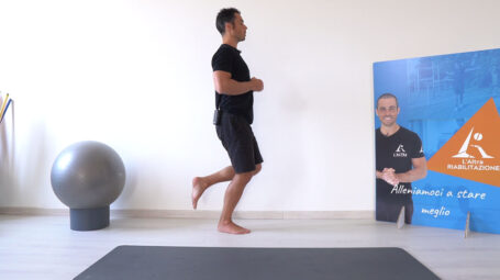 Gli esercizi per rinforzare e mobilizzare le caviglie – Video