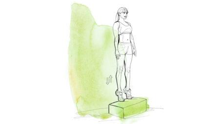 Fisioterapia, dolore ai piedi: 4 esercizi contro la tendinite